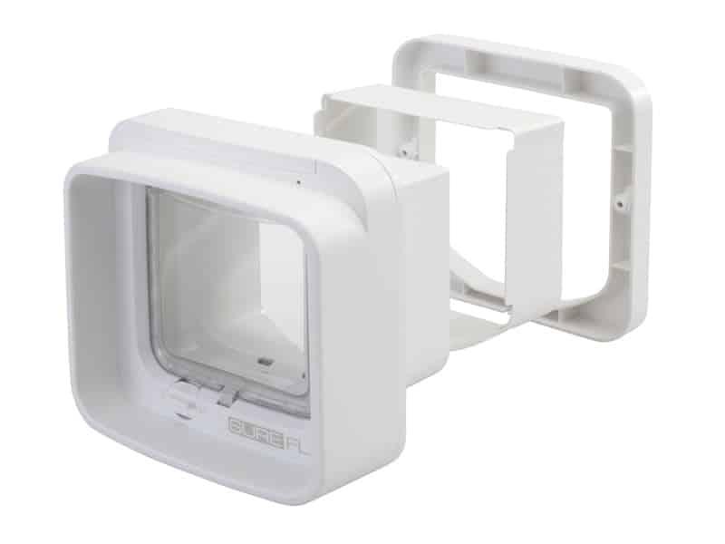 dualscan ISO FDX-B FDX-A AVID FECAVA sureflap kattenluik