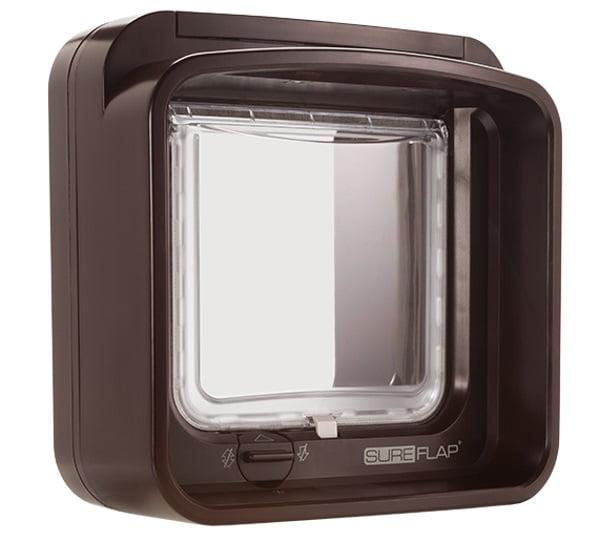 DualScan ISO FDX-B FDX-A AVID FECAVA Destron kattenluik bruin