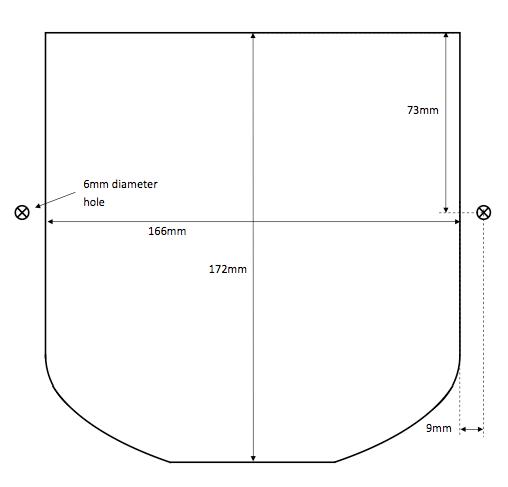 dierchip transponder ISO FDX-B kattenluik sureflap