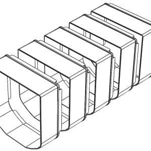 sureflap electronisch kattenluik tunnel extender